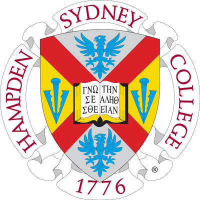 Hampden-Sydney College Coat of Arms - 1776